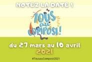 L'édition 2021 de «Tous au Compost !» est du 27 mars au 10 avril